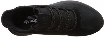adidas Herren Tubular Shadow Sneakers, Schwarz (Cblack/Cblack/Ftwwht), 44 EU -