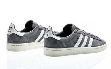 adidas Originals Campus, grey-ftwr white-chalk white, 7,5 -