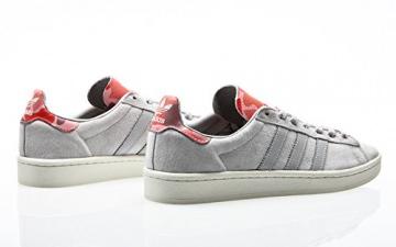 adidas Originals Campus, lgh solid grey-lgh solid grey-sun glow, 9,5 -
