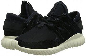 Adidas Sneaker TUBULAR NOVA S74819 Rot, Schwarz, 43 1/3 -