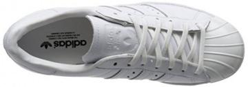 Adidas Superstar 80's Metal Toe Damen Sneaker Weiß -