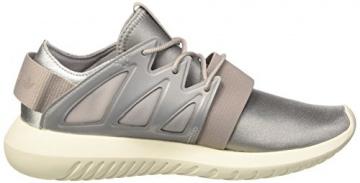 adidas  Tubular Viral W,  Damen Turnschuhe , grau - Grigio (Metsil/Cgrani/Cwhite) - Größe: 39 1/3 EU -