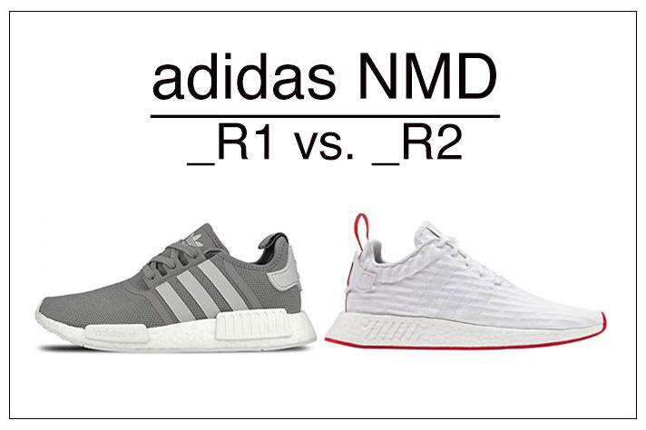 Im R1 VergleichGet Boost Vs R2 Sneaker Nmd Adidas XTkuPiOZ